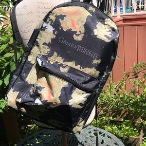 Bags - GAME OF THRONES BACKPACK NWT